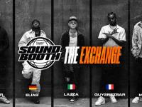 LAZZA x MURDA x BENY JR x GUY2BEZBAR x ELIAS - THE EXCHANGE (prod. Keys G) SNIPES Soundbooth Cypher
