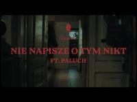 LUKASYNO - NIE NAPISZE O TYM NIKT ft. Paluch prod. Kriso x Kubik