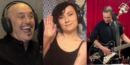 Marian Lichtman, Paulina Przybysz, Krzysztof Zalewski