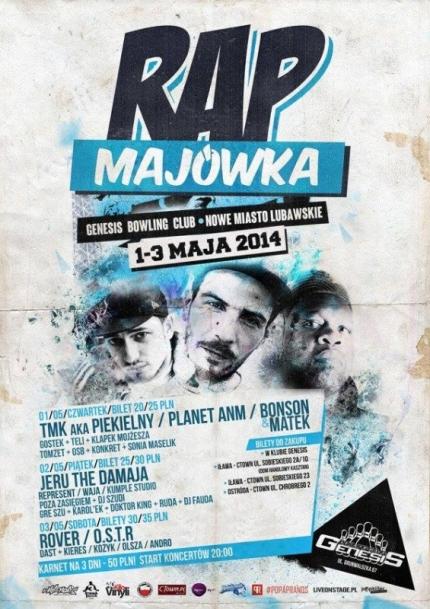 Rap Majówka 2014