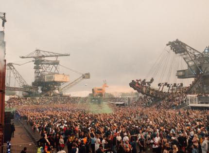splash! Festival, scena główna