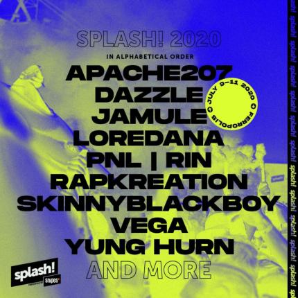 Pierwszy line up 23. edycji splash! Festivalu 2020
