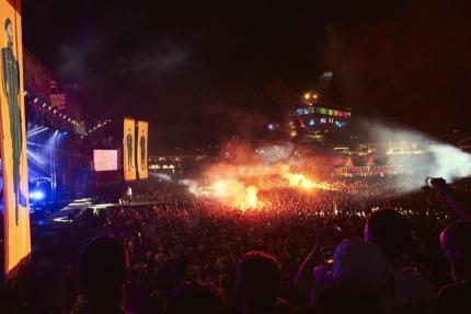 koncert K.I.Z. podczas 20 edycji splash! Festivalu