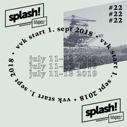 splash! festival ruszyła sprzedaż biletów!